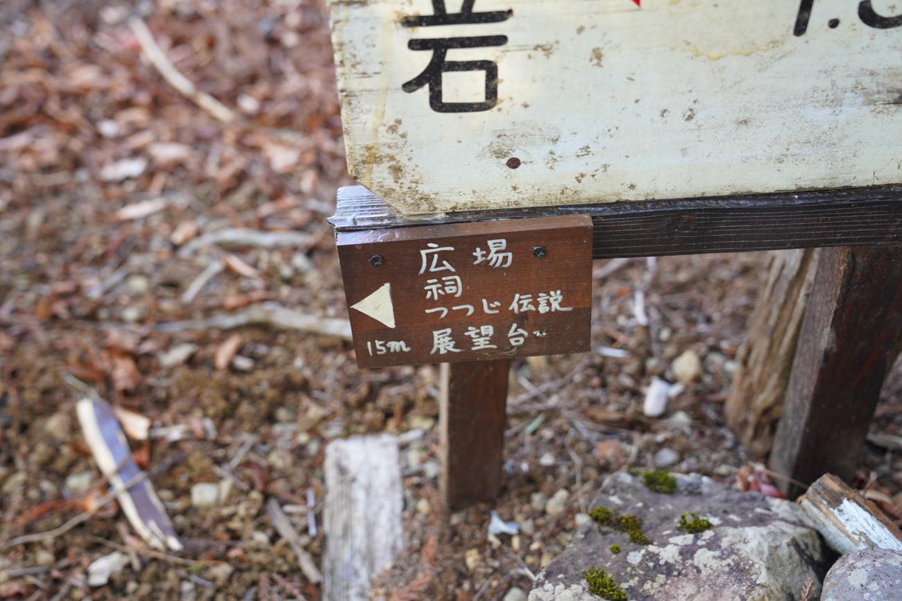 長者ヶ岳 登山