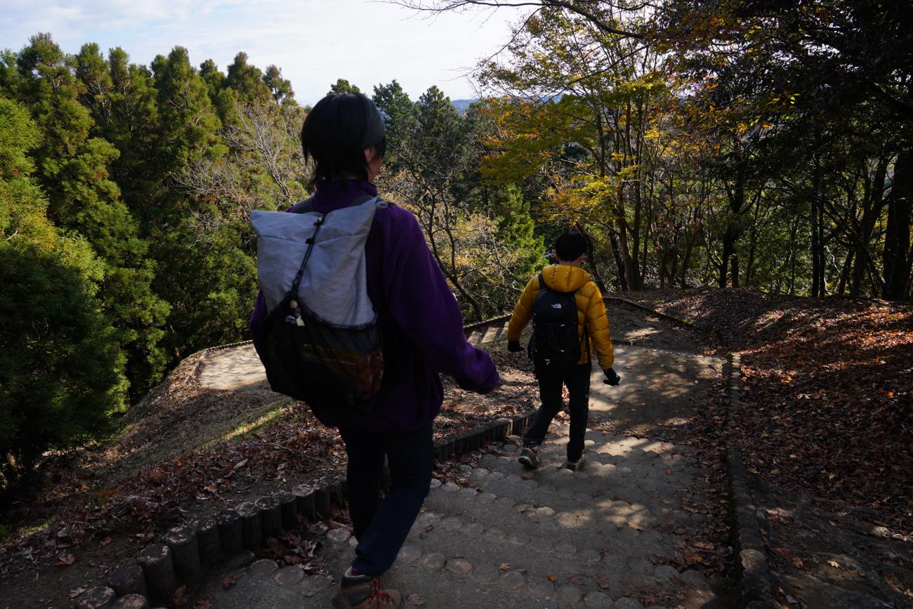 大福山 大福品評会&ハイキング
