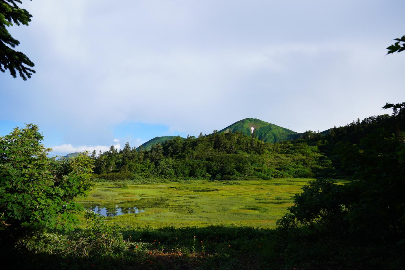 火打山・妙高山 登山  高谷池ヒュッテ泊