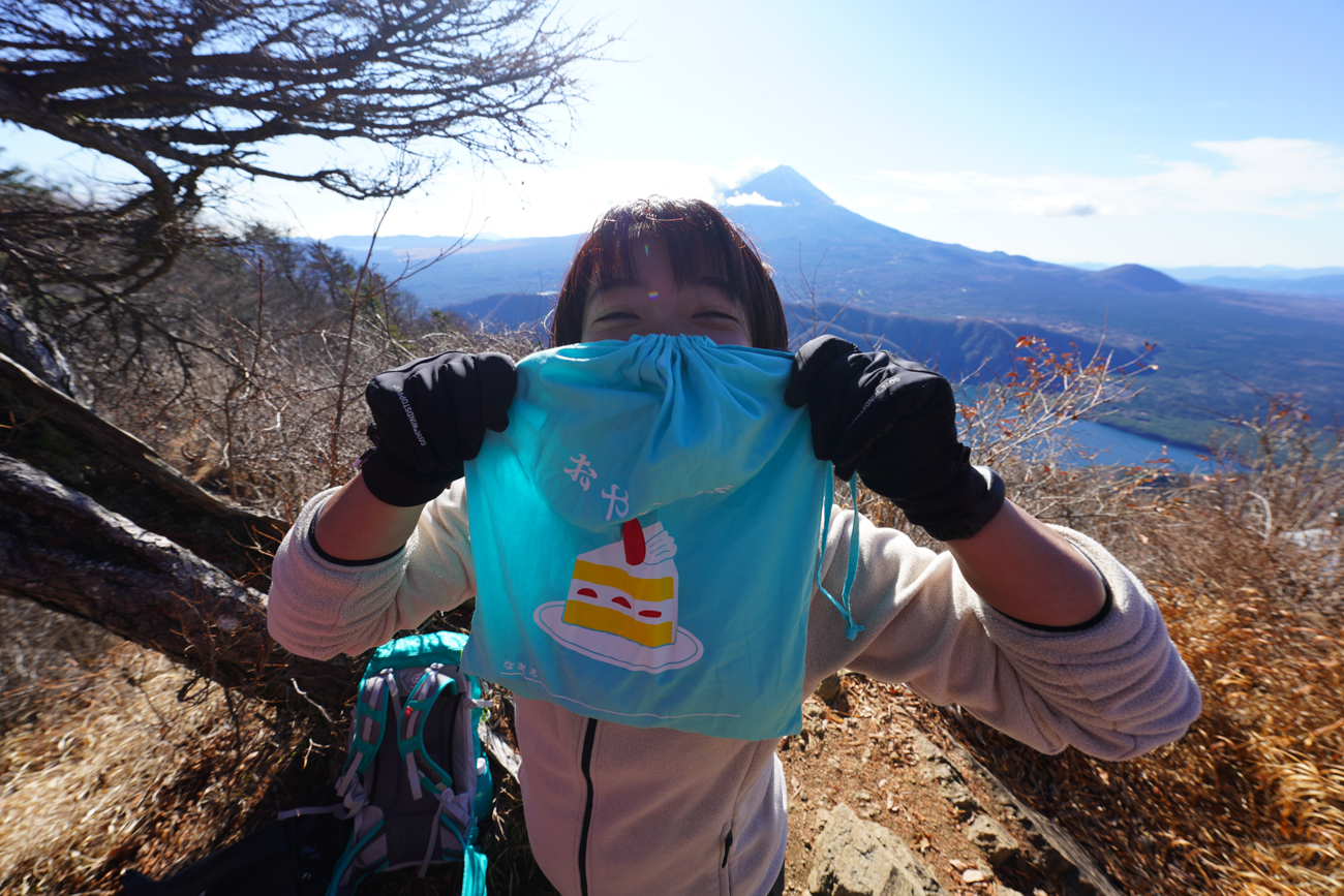 十二ヶ岳 登山