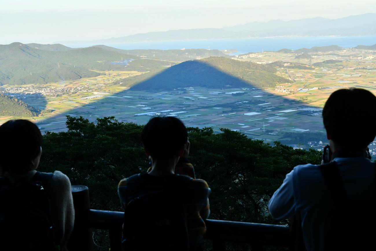開聞岳 登山