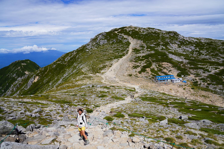 木曽駒ヶ岳 登山2021夏