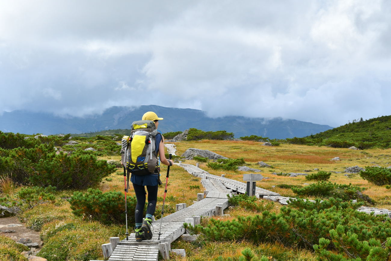 雲ノ平登山|新穂高より3泊4日