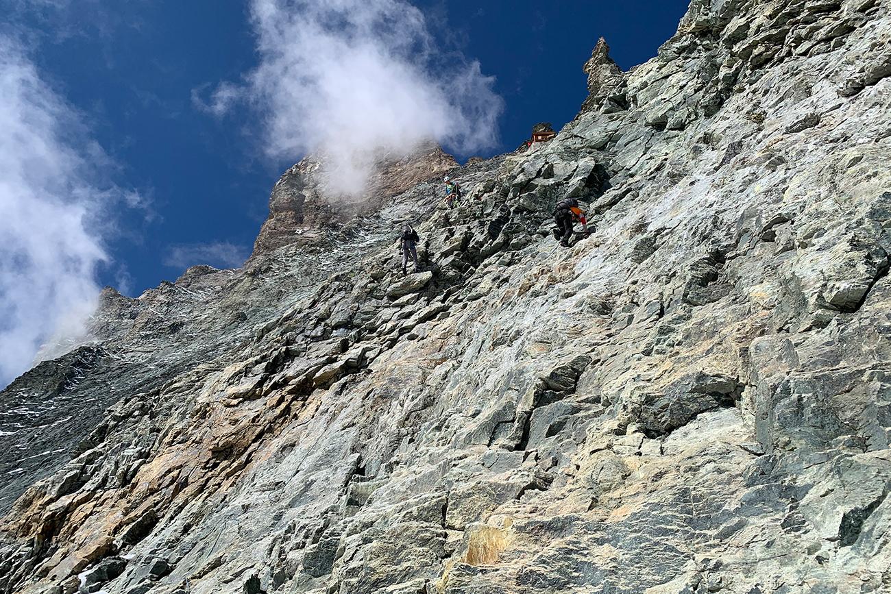 マッターホルン 登山