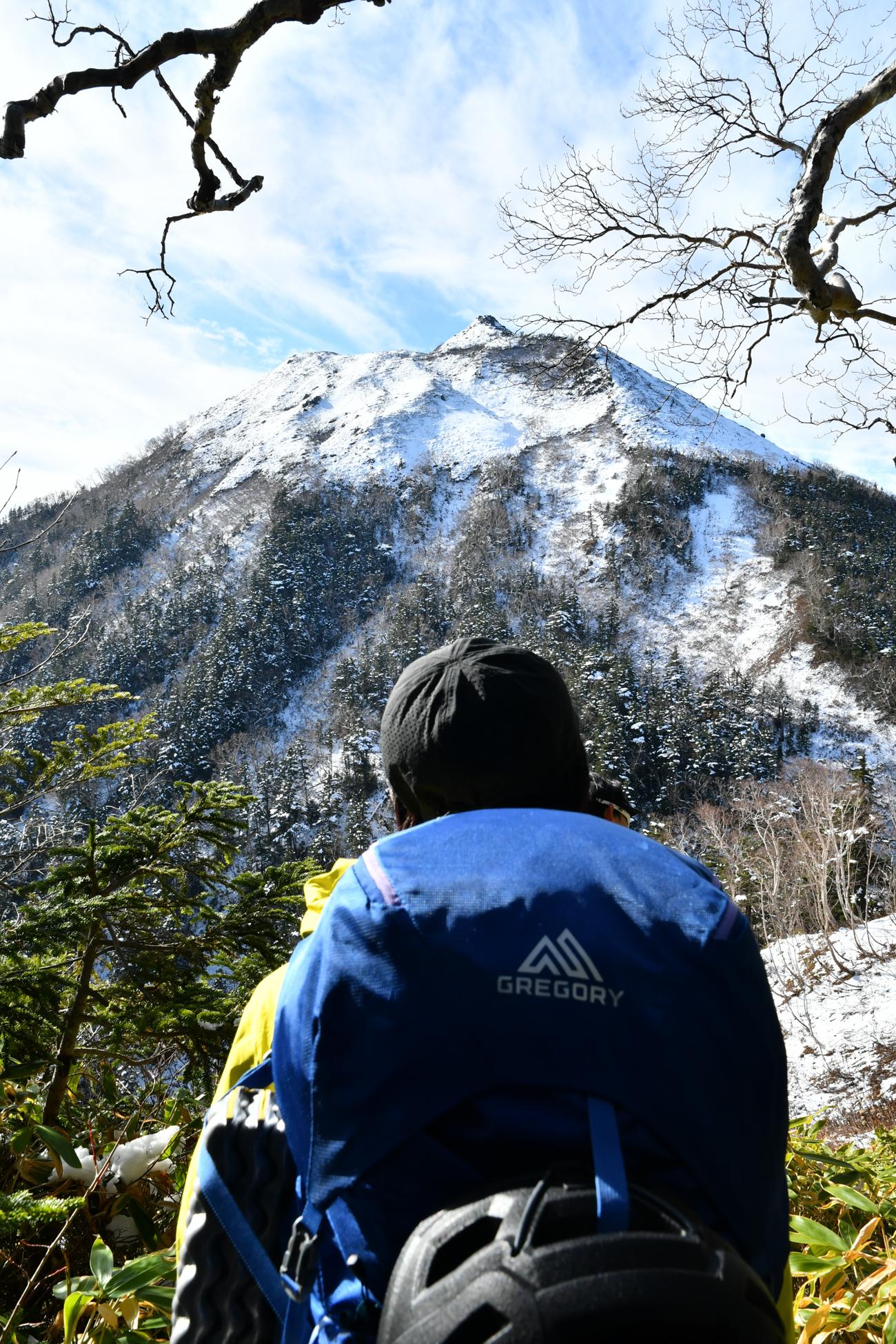大天井岳→常念岳 縦走登山