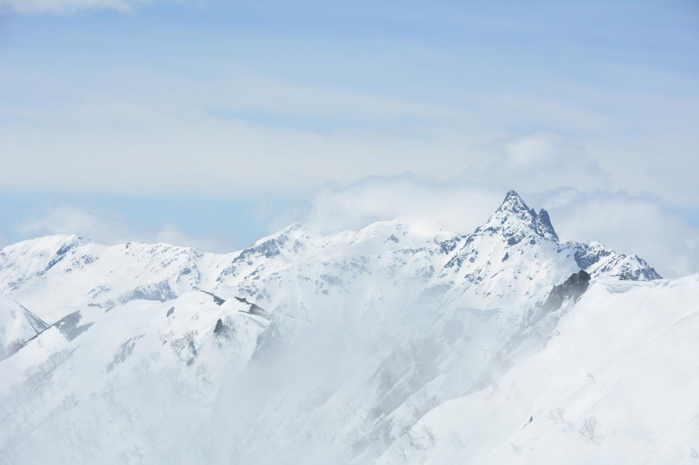 燕岳 GW直前 日帰り登山
