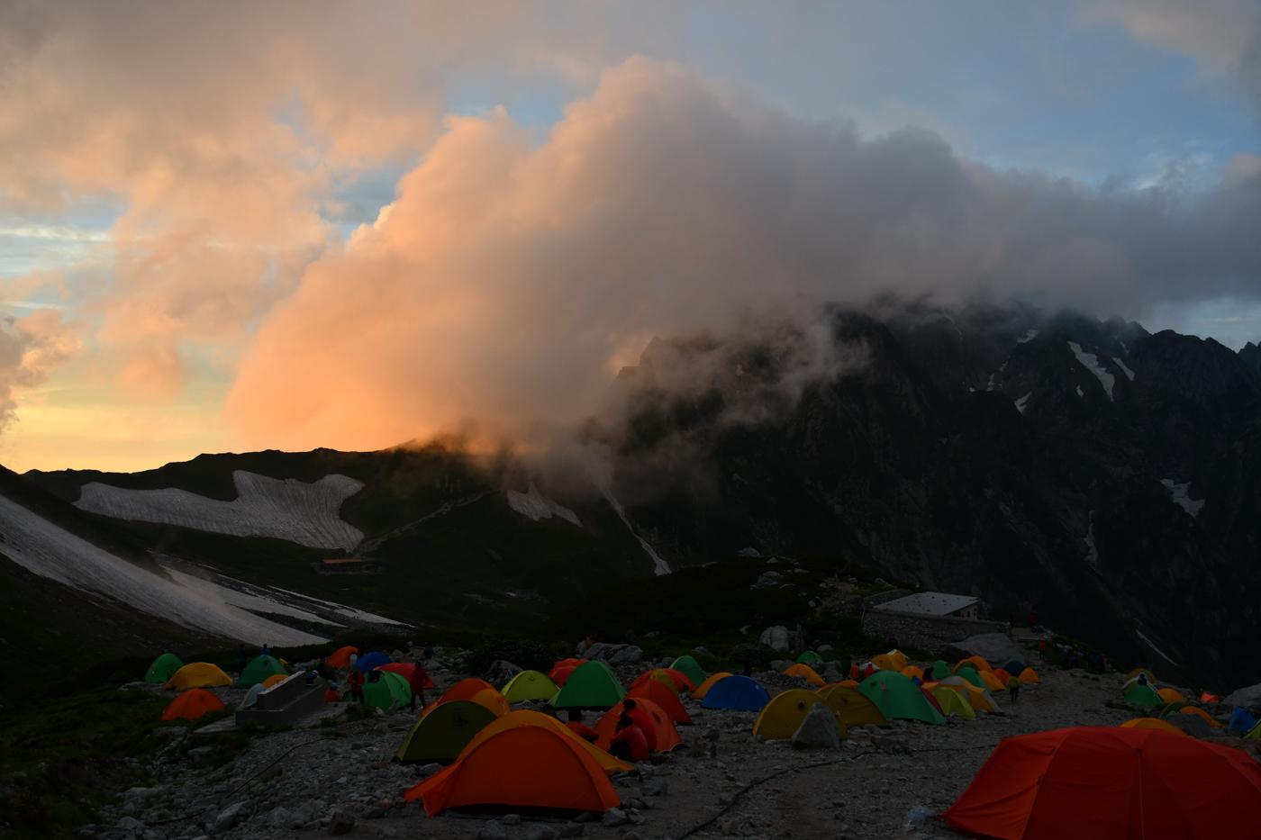 剱岳 登山